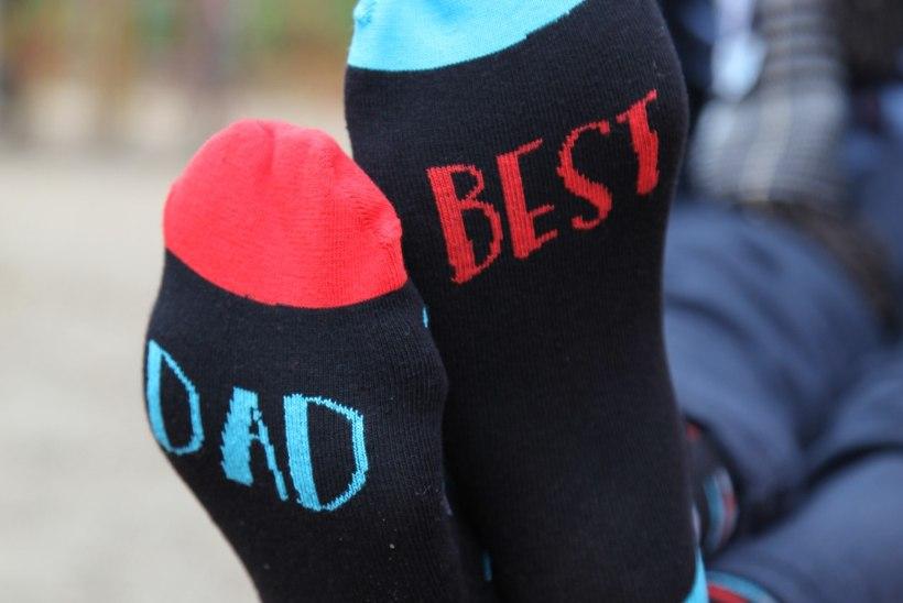 Sokisahtel annab nõu: 5 parimat kingitust isadepäevaks!