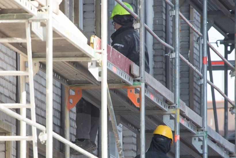 Ukraina tööjõud eestlasi ei ähvarda. Veel!