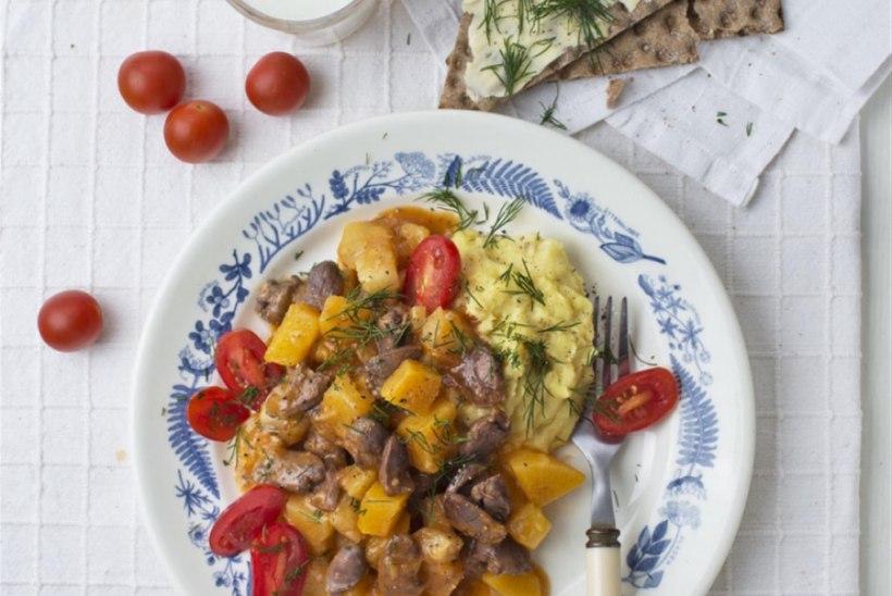 VIIS ODAVAT RETSEPTI: kanasüdametest saab maitsvaid ja soodsaid õhtusööke