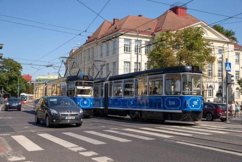 Tõnis Erilaiu lehesaba | Kuidas Tallinnas hakkas sõitma elektritramm