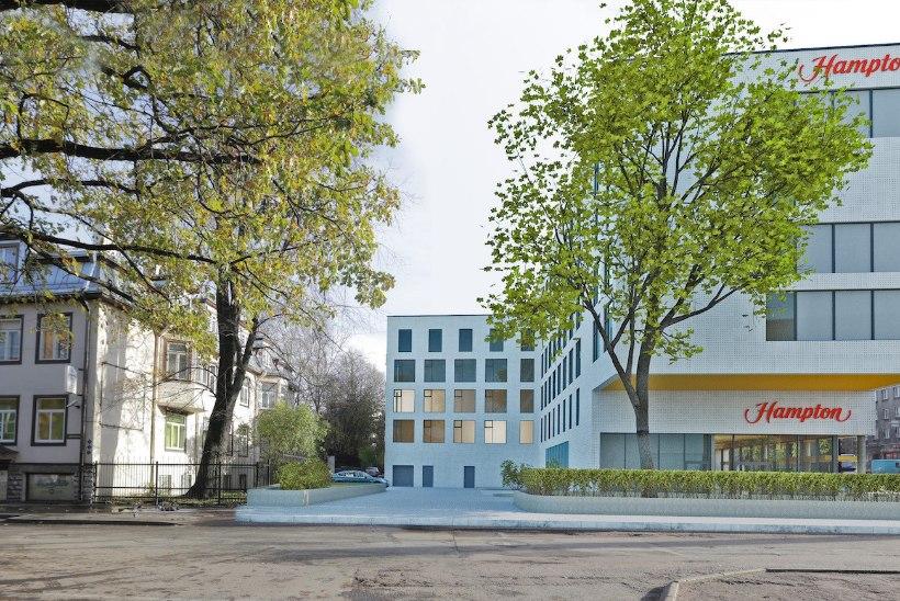 Hiltoni hotellikett plaanib avada Tallinnas uue hotelli