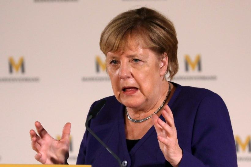 KRIIS: mõjukas parteikaaslane soovitab Angela Merkelil liidukantsleri kohalt lahkuda