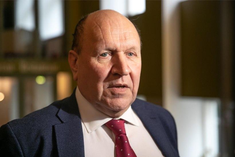 Mart Helme: leidsime ministrikandidaadi