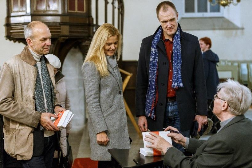 GALERII |Tallinna Jaani kirikus tähistati Toomas Pauli 80. sünnipäeva
