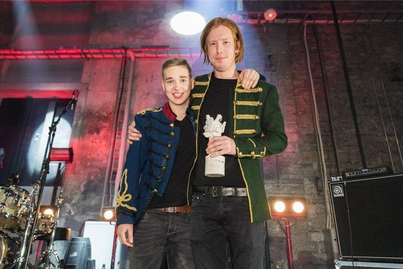 """VIDEO   Rainer Ildi uue singli """"Ocean"""" video erineb suuresti varasemast loomingust"""