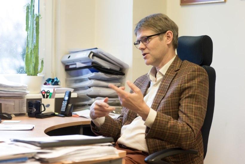 Mehed saavad eesnäärmevähki varakult avastada Eesti Vähiliidu mobiilses diagnoosikabinetis
