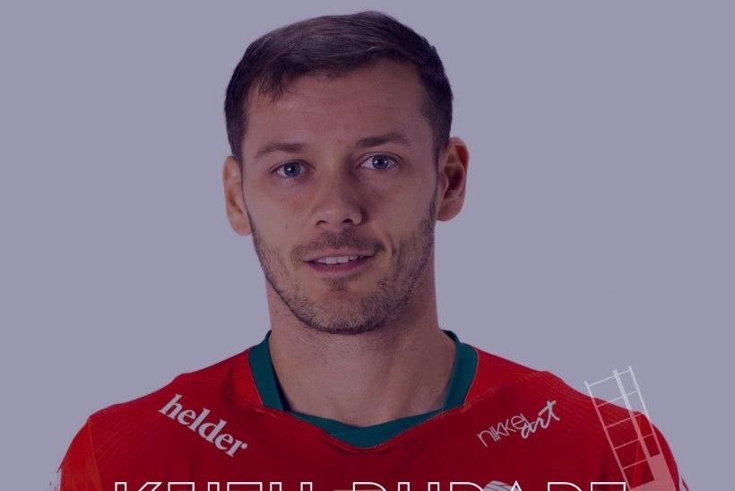 Saaremaa võrkpalliklubiga liitus kauane Eesti koondislane Keith Pupart