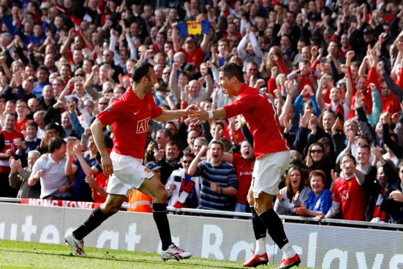 Üllatus! Ronaldoga koos mänginud Manchester Unitedi legendid eelistavad Messit