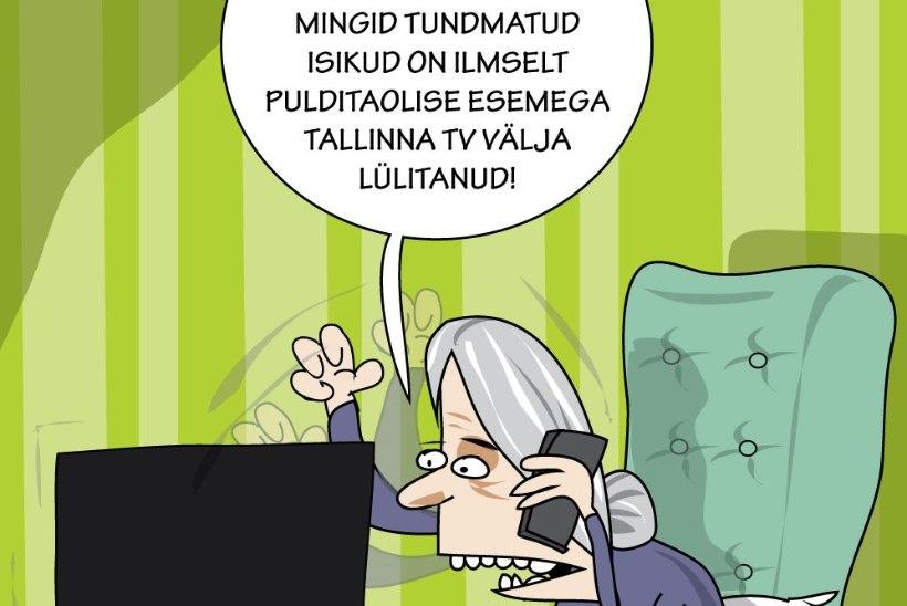 Mart Soidro | Tallinna televisiooni kuulsusetu lõpp