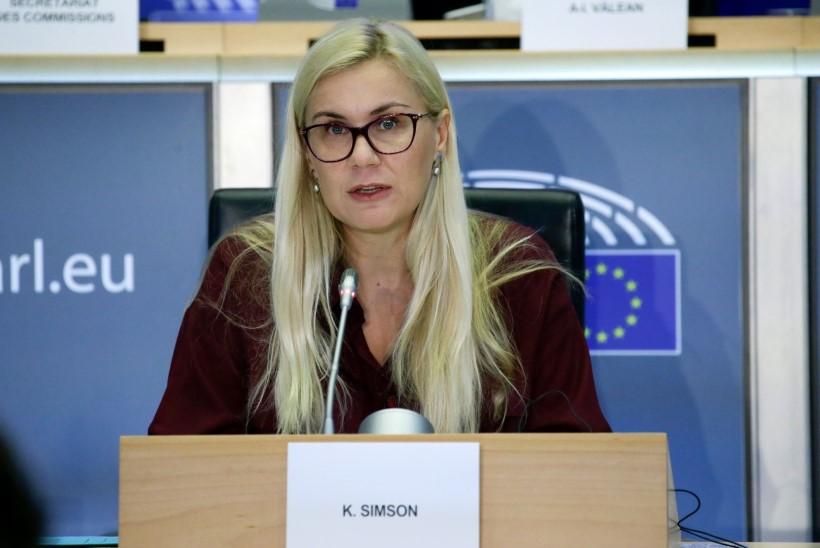 VIDEO | Kadri Simson pidi Brüsselis aru andma ka Eesti põlevkivi kasutamisest