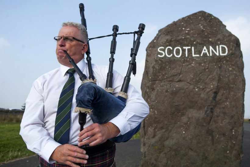 ÜKS BREXITI-KÜSIMUS | Kas Inglismaalt Šotimaale sõites tuleb passi näidata?