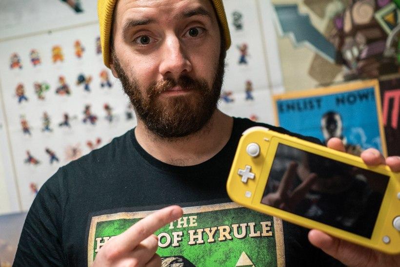 VIDEO   Nintendo Switch Lite – kas peaksid ostma ja kellele on see mõeldud?
