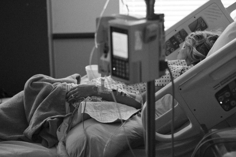 Listeeria ohver: palavik tõusis 40 kraadini ja viie päeva pärast olin koomas