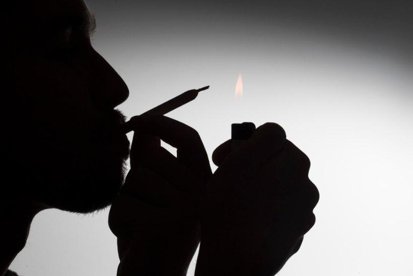 Eesti rokkstaar jäi politseile kanepiga vahele