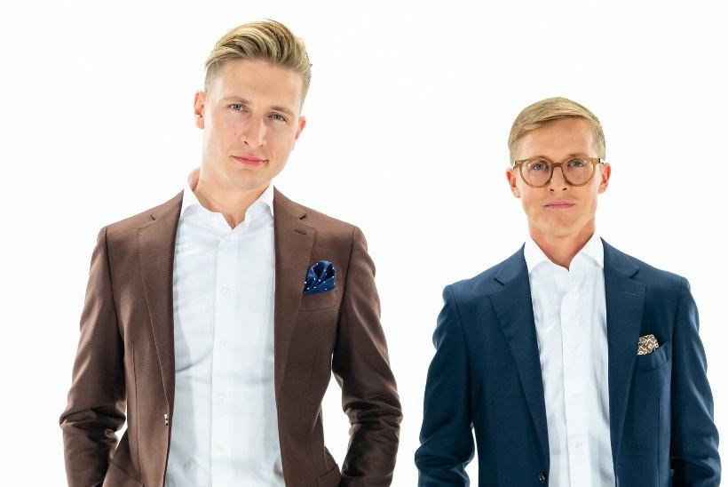 """MILLINE TANDEM! """"Eesti laulu"""" tänavused saatejuhid on Tõnis Niinemets ja Karl-Erik Taukar"""