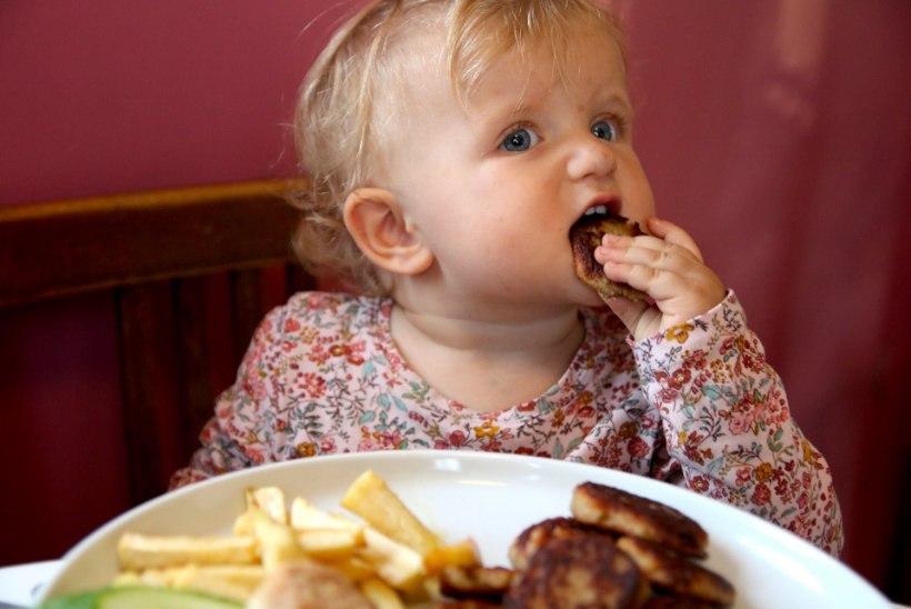 4 SNÄKKI BEEBILE: toitev, tervislik ja vaba kahtlastest ainetest!