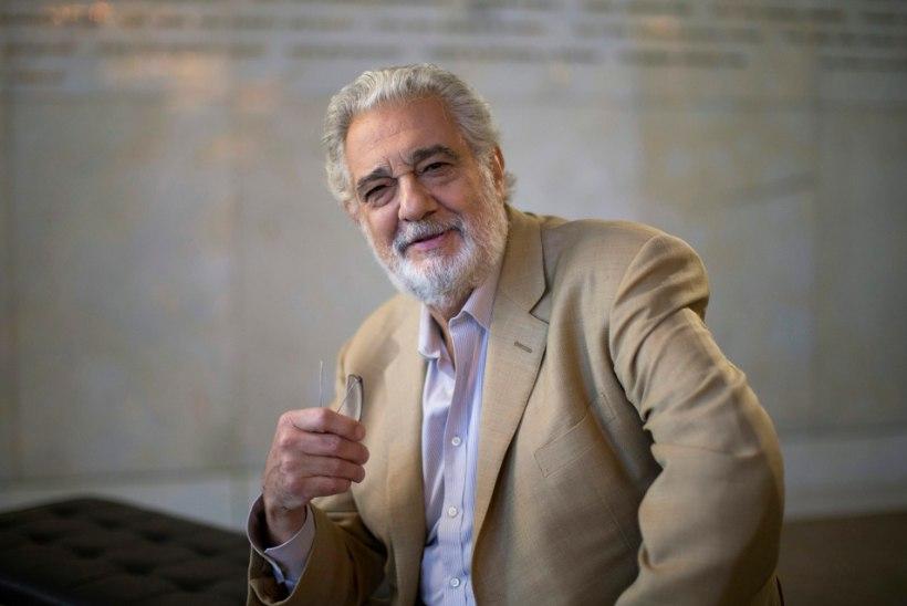 Plácido Domingo taandus LA Opera peadirektori ametist