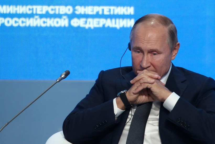Vladimir Putin: mind ei vaimustanud Greta Thunbergi kõne