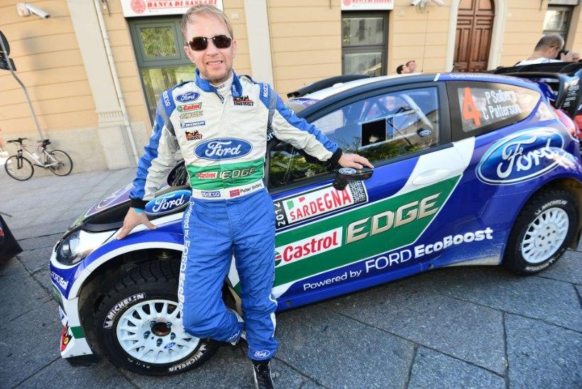 Autoralli maailmameistri 18aastane poeg debüteerib WRC-sarjas. Isa: mina sõitsin selles vanuses kodus põllu peal
