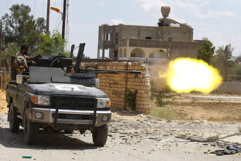 Liibüa kodusõjas hukkus 10–35 Vene palgasõdurit