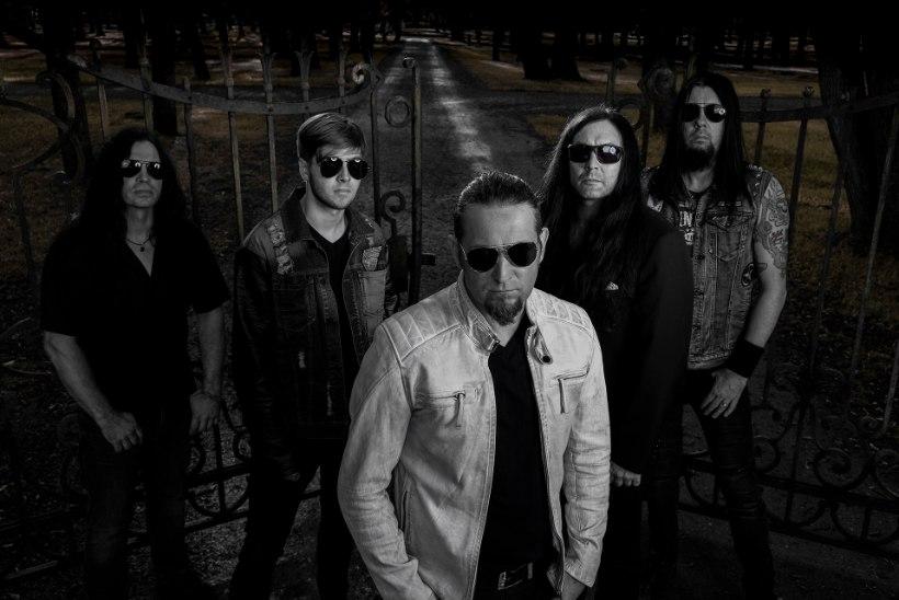 Uue albumiga müügiedetabeli tippu tõusnud Must Hunt alustab tuuriga