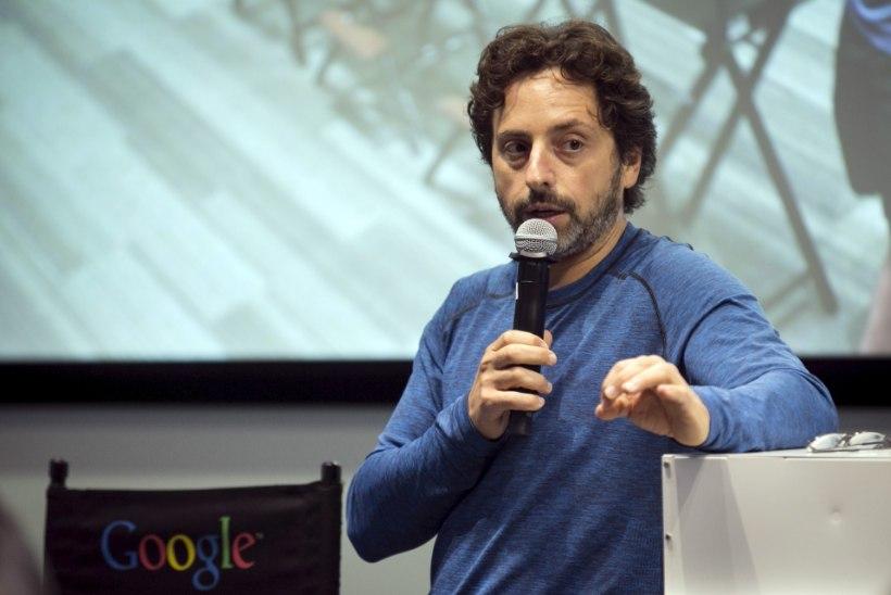Google'i asutaja Sergey Brin on vargsi naise võtnud ja isaks saanud