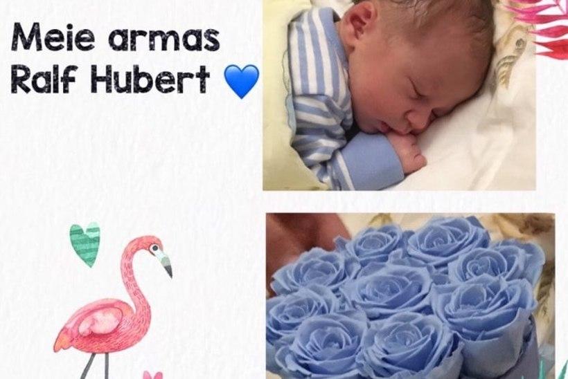 Õnnesoovid! Merlyn Uusküla perre sündis poeg: lapse sünd on ikka vägev