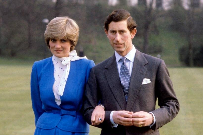 """Vaata, milline näeb välja seriaali """"Kroon"""" nooruke printsess Diana!"""