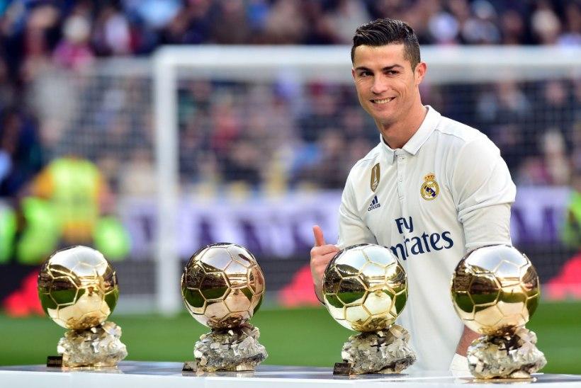 RONALDO VÕI MESSI? Itaalia meedia hõikas välja Ballon d'Ori võitja