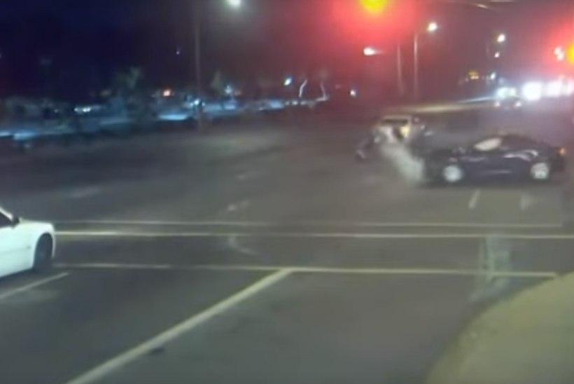 VIDEO   USKUMATU: liiklusõnnetus päästis noore perekonna elu