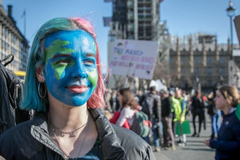 Kliimaärevust põdevaid noori ängistab mure tundmatu tuleviku pärast