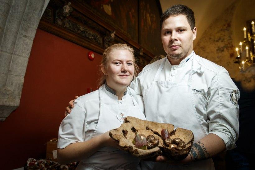 Kes kuuluvad Eesti restoranide koorekihti?