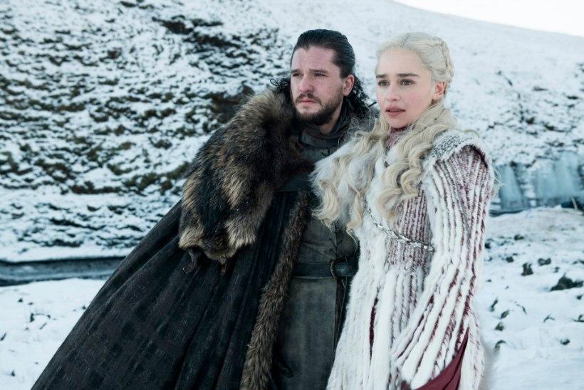 """HBO andis rohelise tule """"Troonide mängu"""" eellooks"""