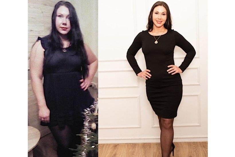 Lühikese ajaga 32 kilo kaotanu: ainult paar dieedipäeva ja juba näeb esimesi tulemusi!