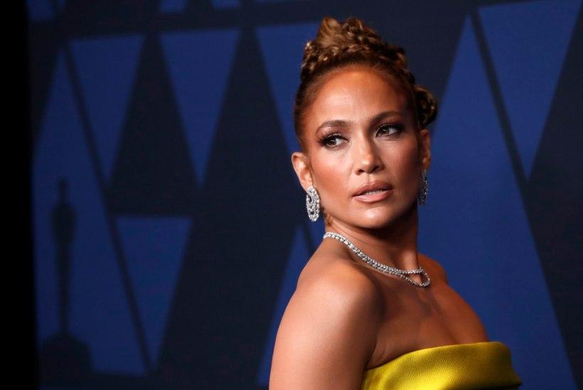 Jennifer Lopez kinkis koolile aastase toiduvaru