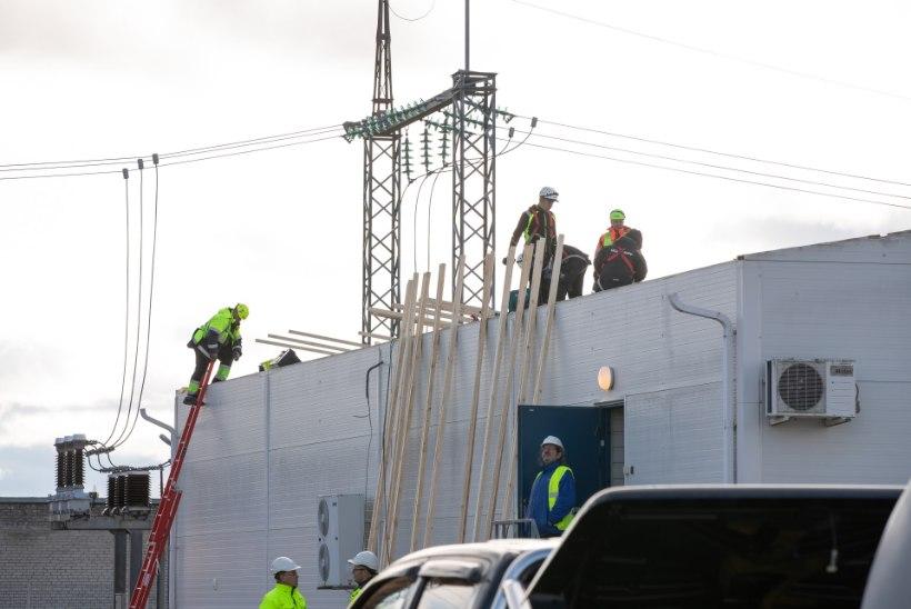 Päästeamet: osad Kagu-Eesti piirkonnad võivad nädala lõpuni või kauemgi elektrita jääda