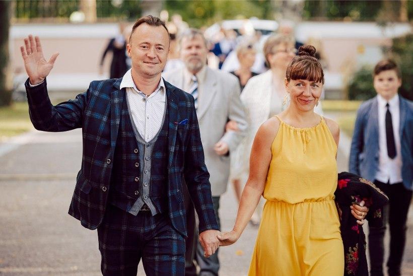 Ruslan Trochynskyi kolis perega Kadriorgu: Nõmmel oli väga armas elada, aga tahaksime rohkem linnaelu nautida