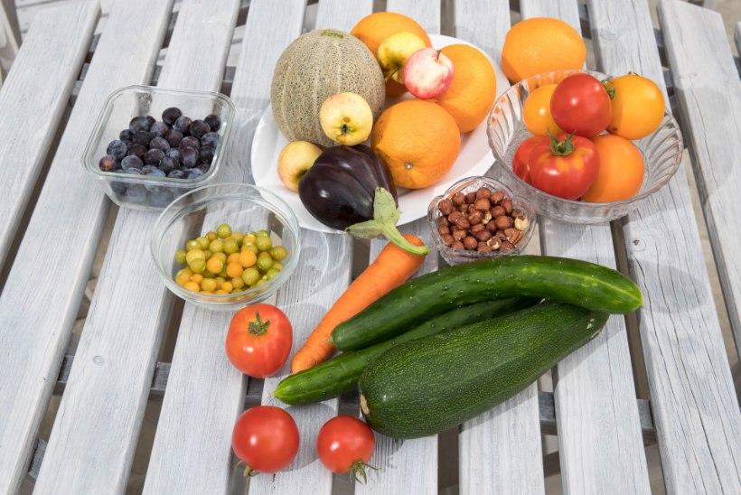 VEGAN-VÄLJAKUTSE! Kas sina suudaksid 21 päeva süüa vaid taimset toitu?