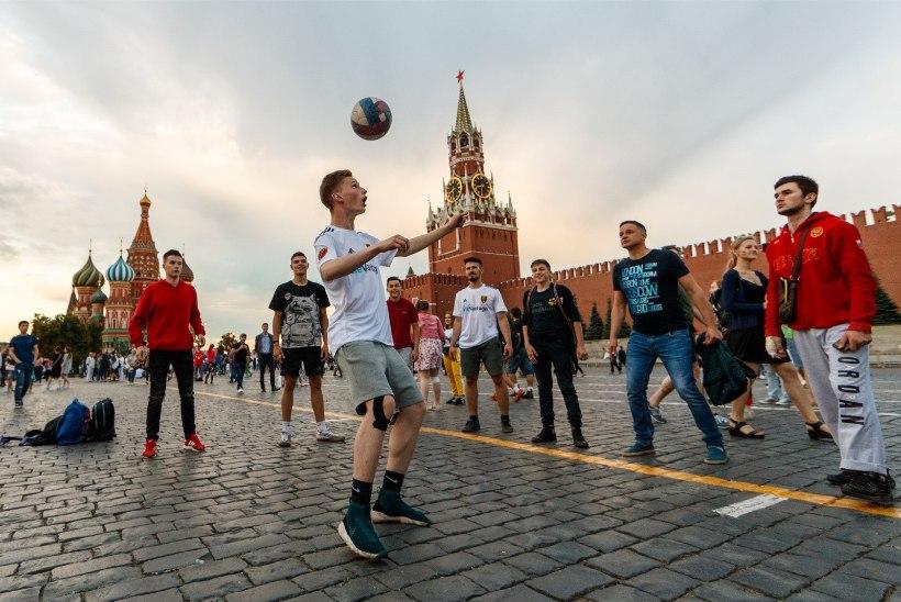 KORRUPTSIOONISKEEM? Lekkinud dokumendid paljastavad, kuidas venelased plaanisid endale jalgpalli MMi osta