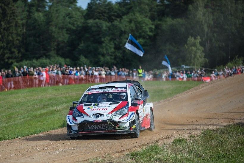 KALENDRISSE RIST! Selgus järgmise aasta Rally Estonia toimumisaeg