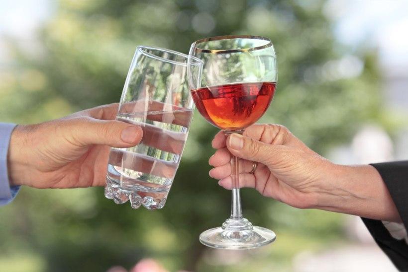 KAINEM EESTI: alkoholist võttis puhkuse rekordarv inimesi