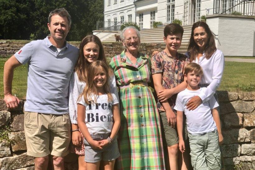 KUNINGAPERED | Taani kroonprintsessi tuleviku määras selgeltnägija