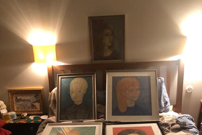 Katrin Lust on kirglik kunstikoguja: kui näen head tööd, võin vist kuu aega söömata ka olla