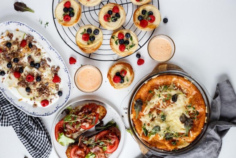 ISADEPÄEV | Kõik issi lemmikud ühel hommikusöögilaual koos!