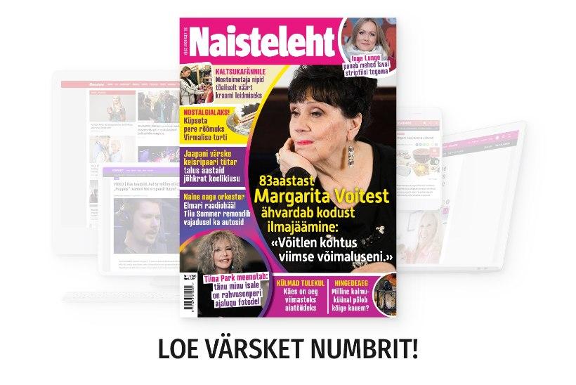 Ilmus uus Naisteleht!