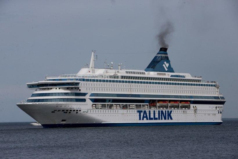 LÕBUREIS LAIPADEGA: Tallinki laeval pidutsevad noored ei hoia tagasi alkoholi ega narkootikumidega