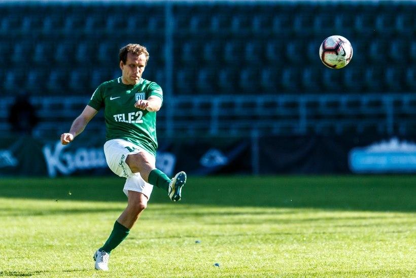 KOLMAS POOLAEG | Konstantin Vassiljev: 15 aastat tagasi olid Eesti liigas targemad jalgpallurid