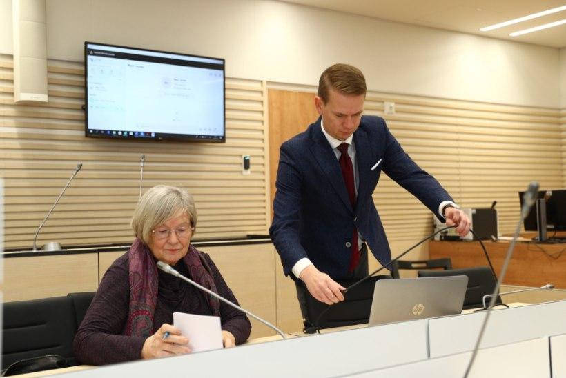 Mary Krossi saatus: 3000 eurot riigile ja kohtuasi lõpeb
