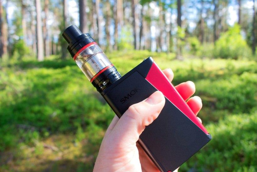 ABIKS HÄDAOLUKORRAS: e-sigaretiga lõke põlema – on see võimalik?