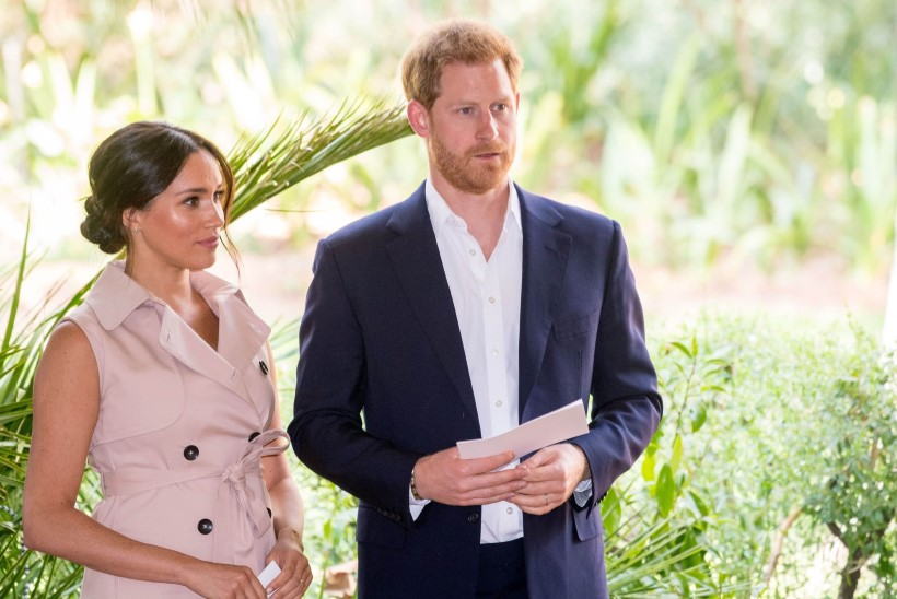 """Prints Harry võitleb kõmulehtedega: """"Ma kaotasin oma ema ja nüüd pean pealt vaatama, kuidas mu naisest saab samade jõudude ohver."""""""